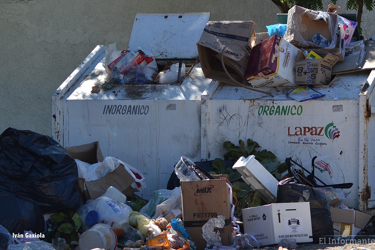 basura servicios publicos