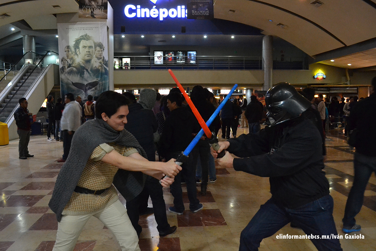 fila cinepolis star wars 5