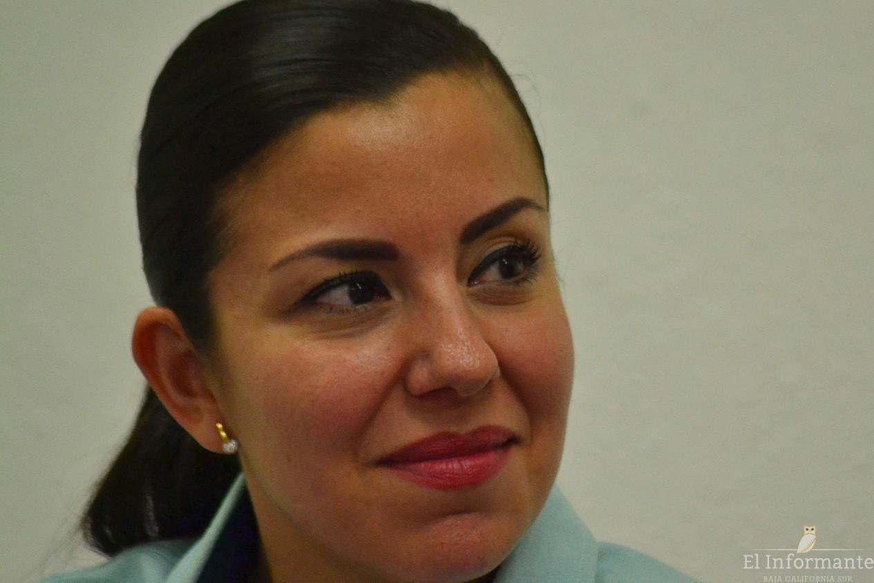 Dora Luz Salazar Sánchez, directora de Sedif