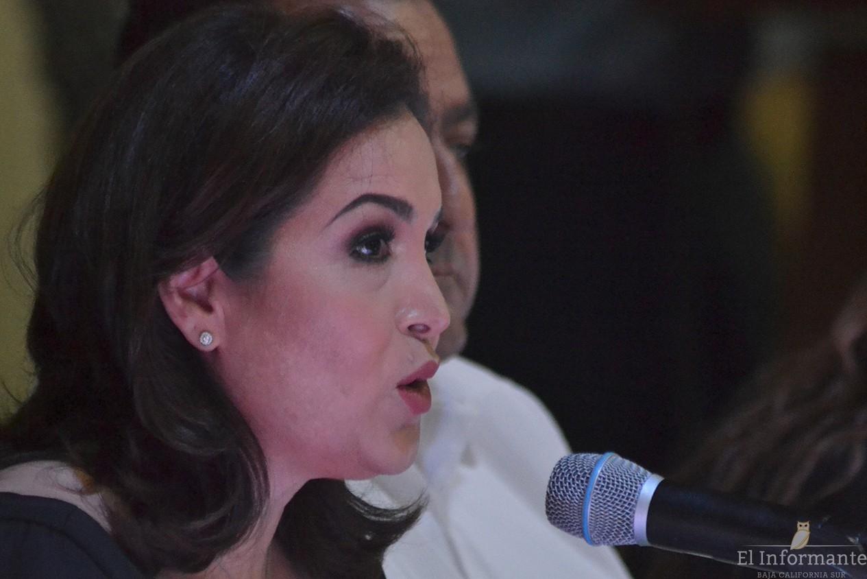 Proteccion Integral de las Ninas, Ninos y Adolescentes en BCS Gabriela Velazquez