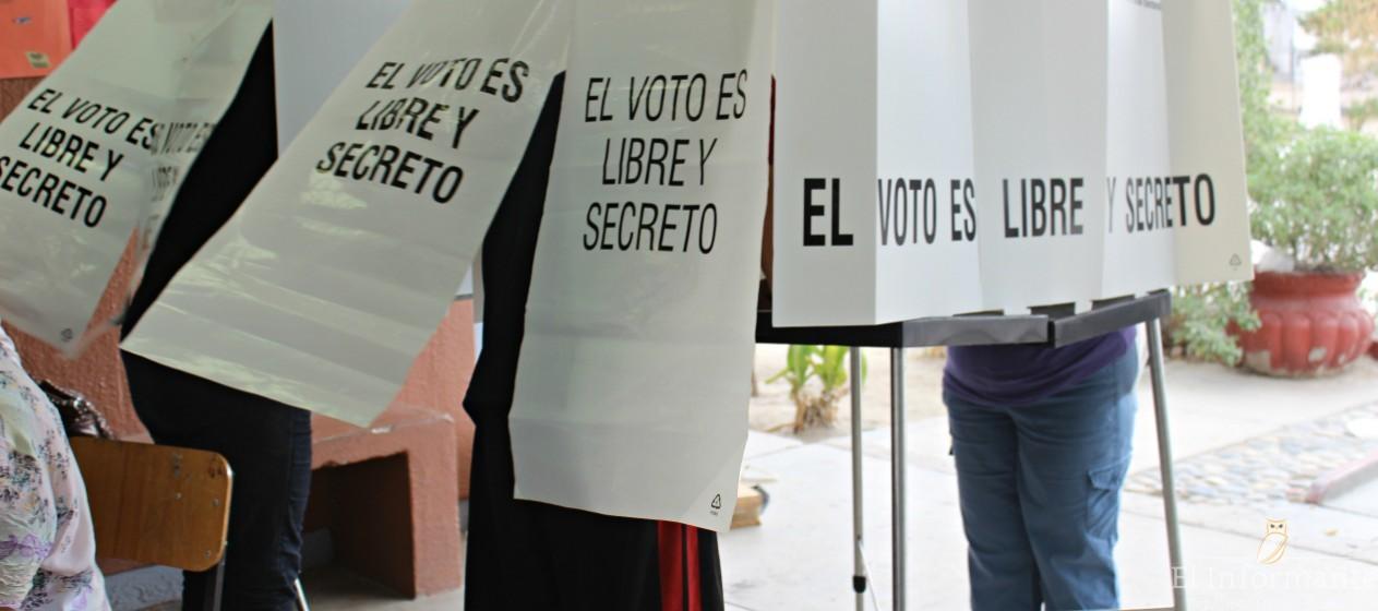 eleccion votacion ine voto