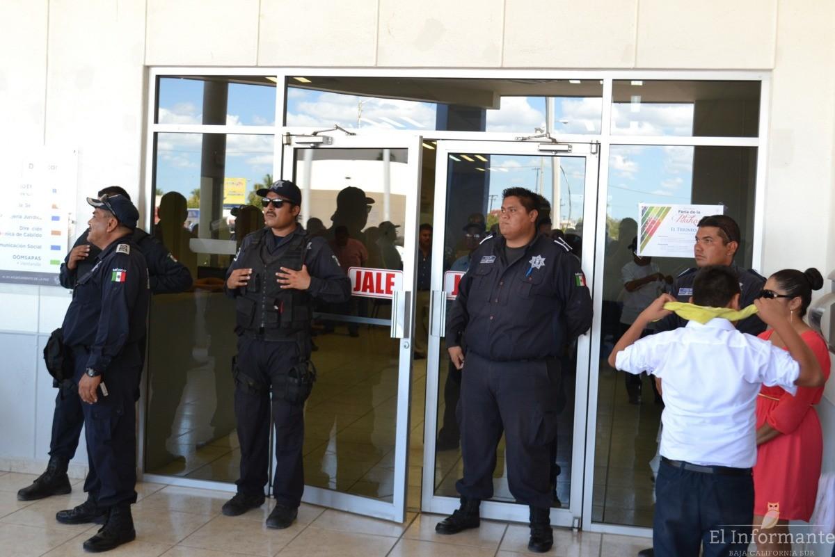 Ayuntamiento Manifestacion Anapromex 3