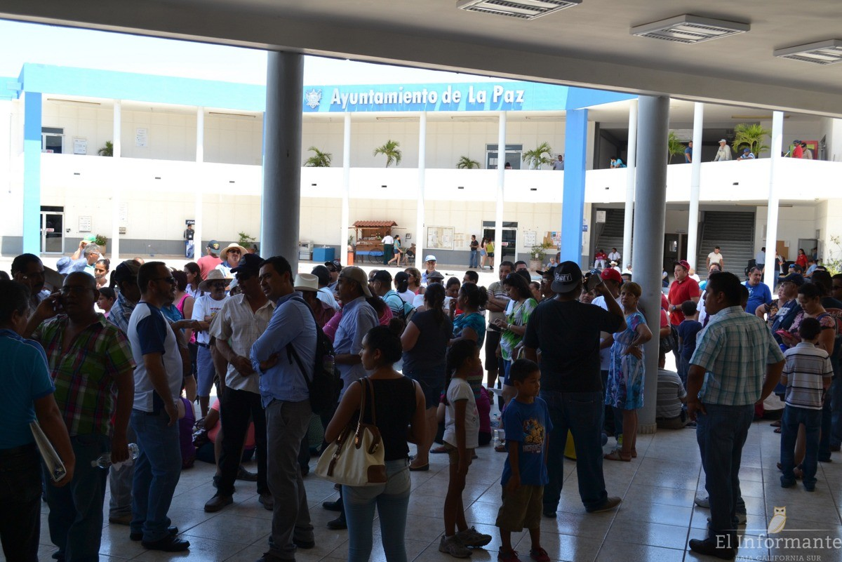 Ayuntamiento Manifestacion Anapromex 4