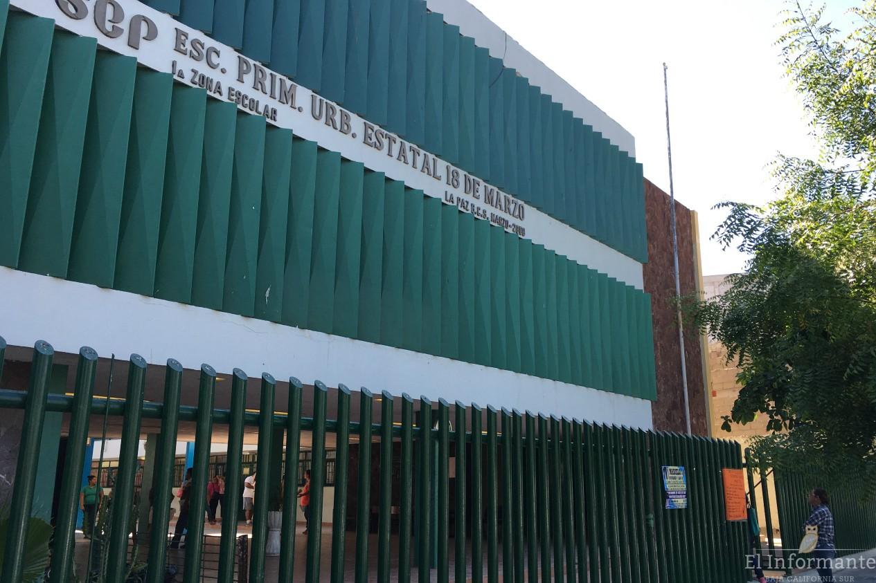 escuela primaria 18 de marzo