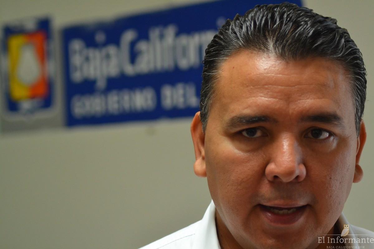 Ricardo Millán Bueno, delegado de la Segob en BCS