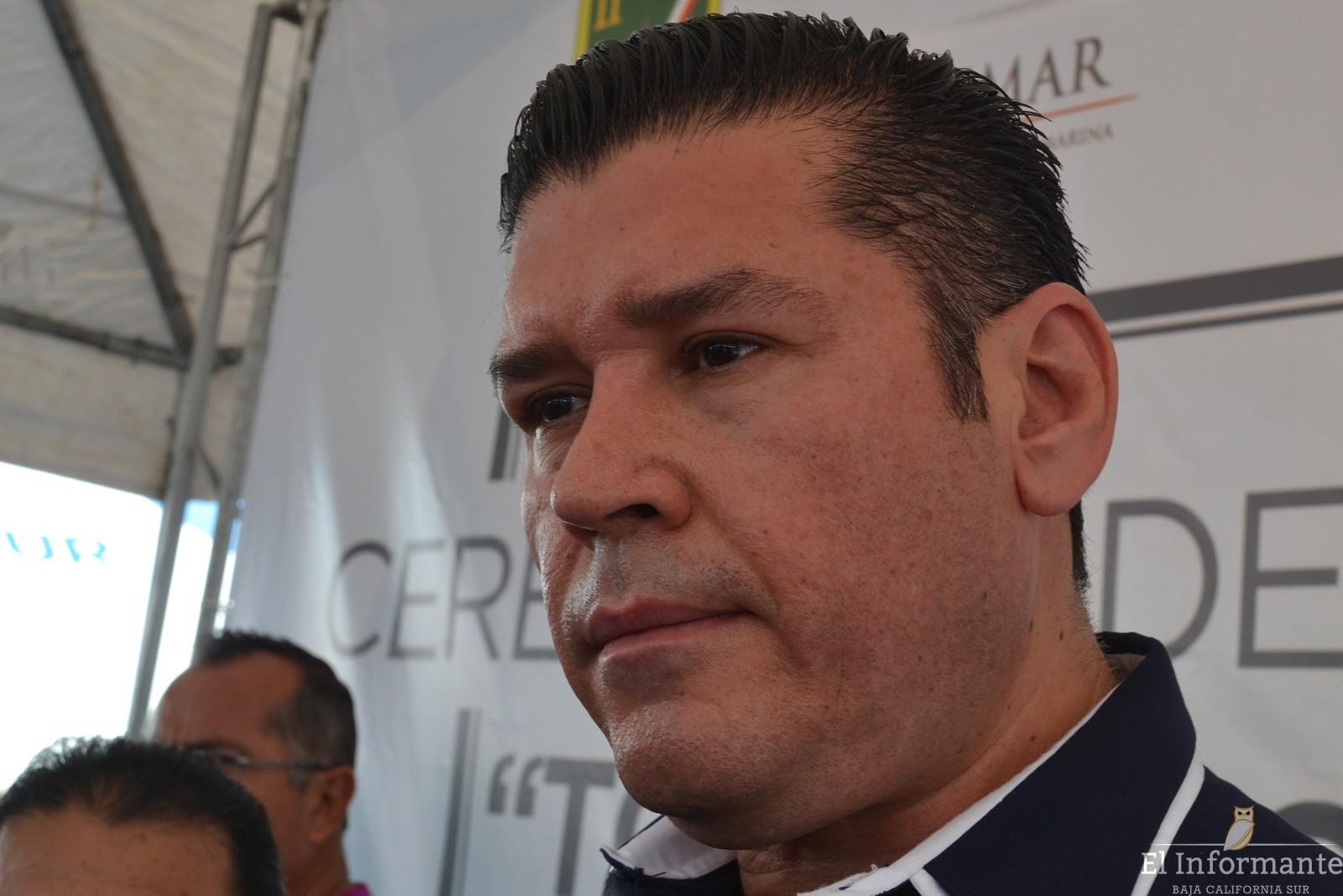 Álvaro de la Peña Angulo, secretario general del Gobierno de BCS