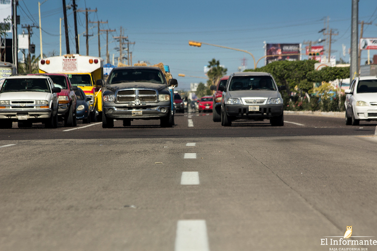carro calle avenida trafico