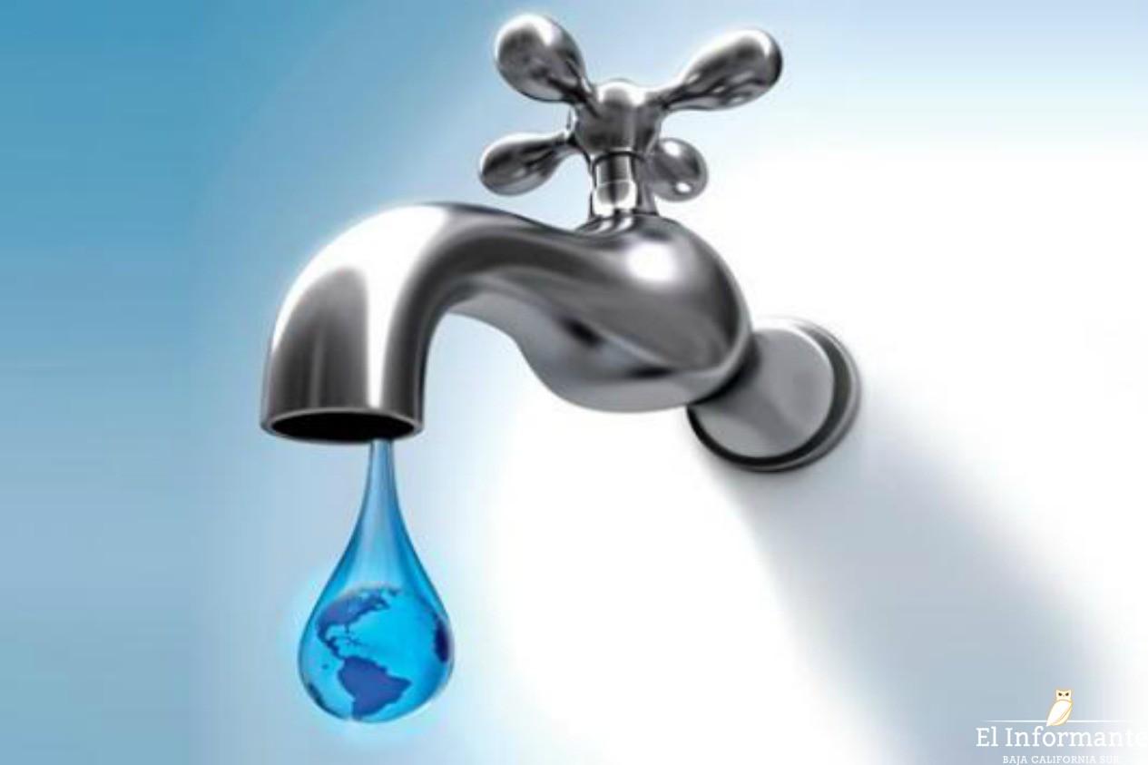 Suspender n servicio de agua potable en loreto por for Mampara fija se sale el agua
