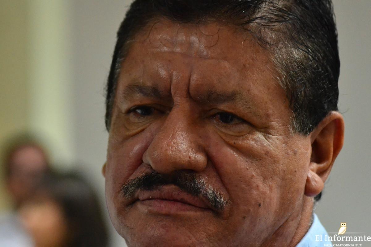 Armando Martínez Vega, alcalde de La Paz