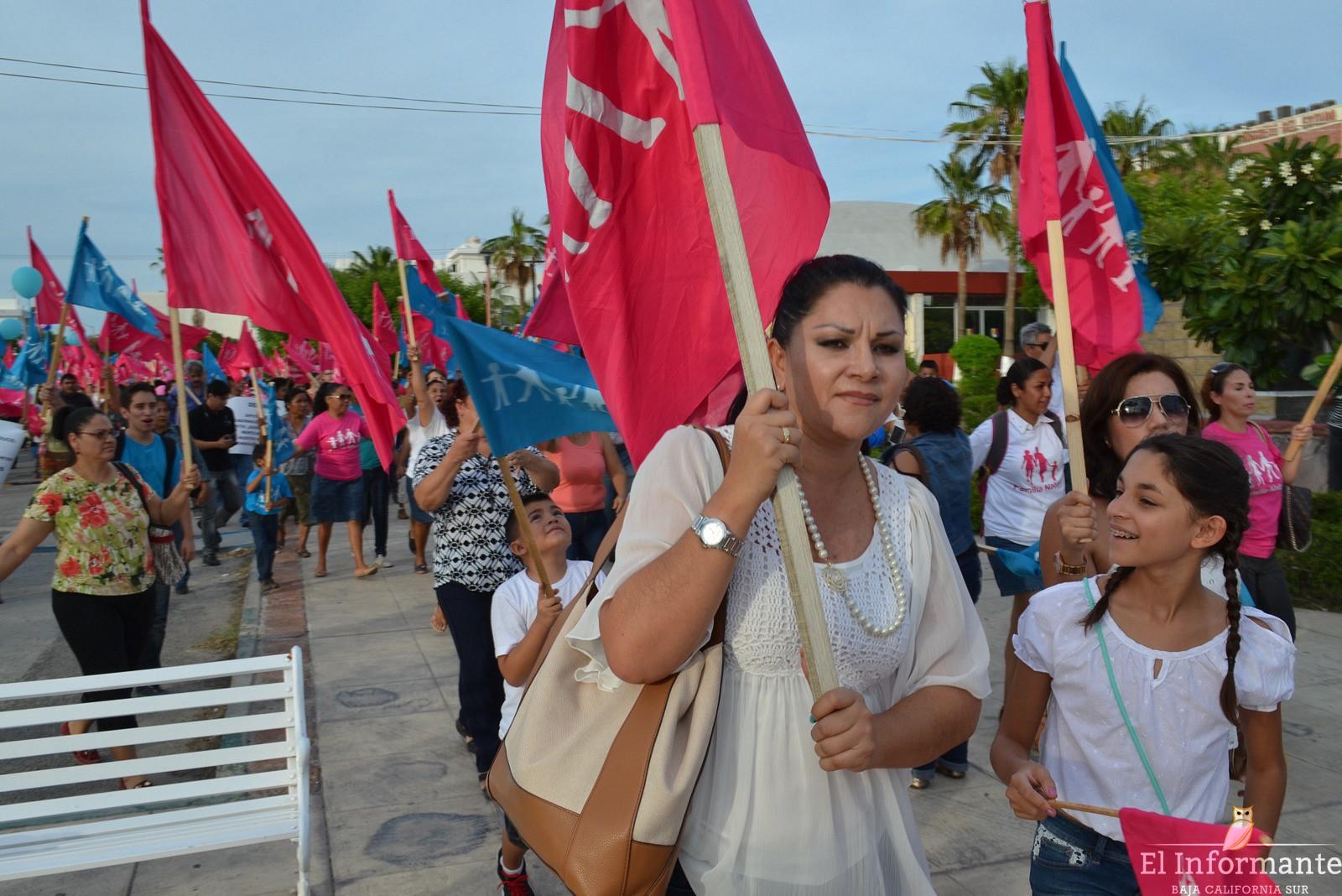 festival por la familia manifestacion jisela paes
