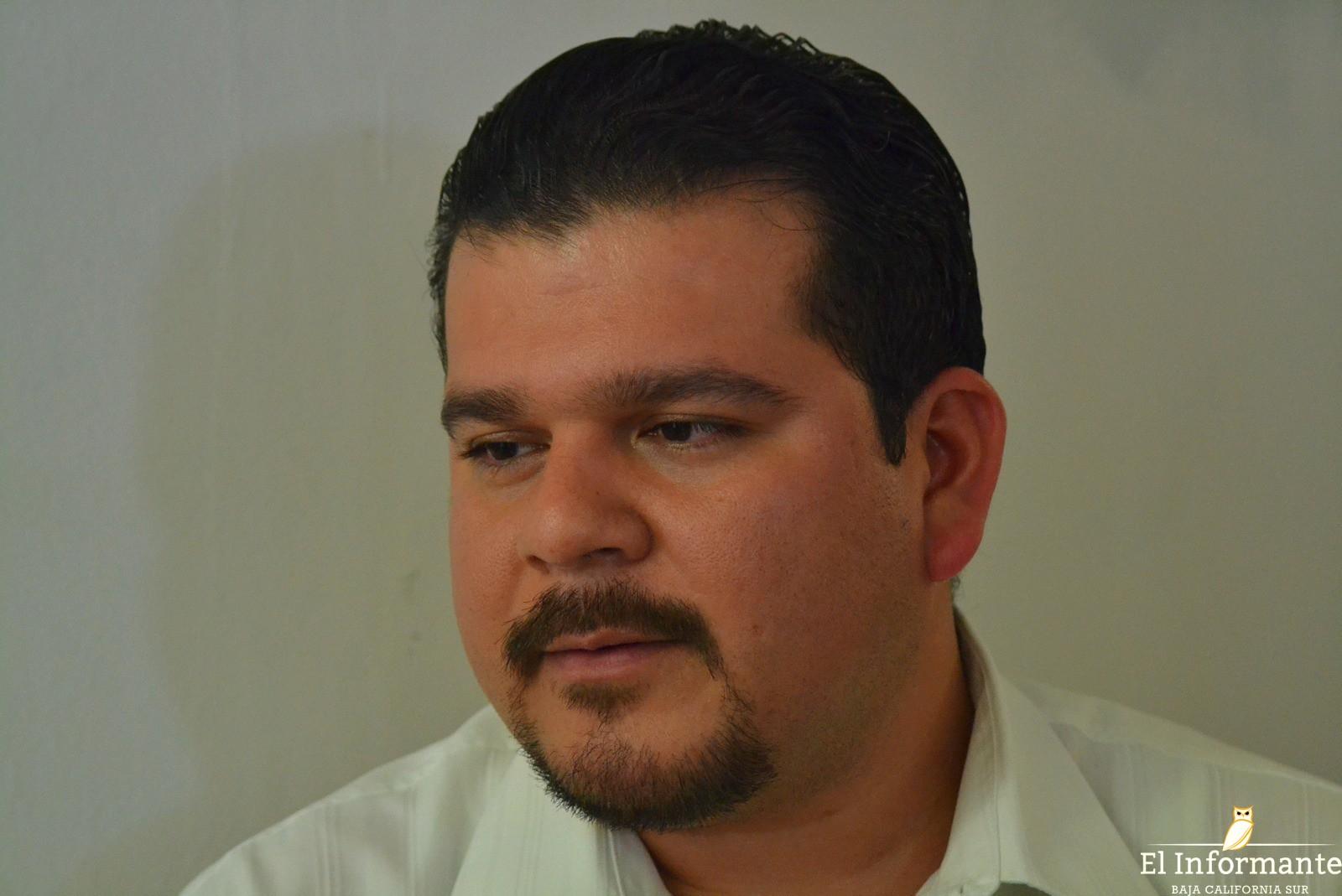 Iván Alejandro Morán Tirado, presidente de Emprhotur