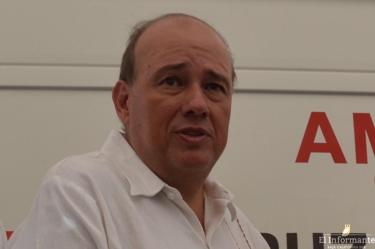 Fernando Suinaga Cárdenas, presidente de Cruz Roja Mexicana